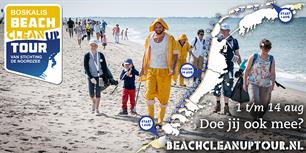 Boskalis Beach Cleanup Tour 2016