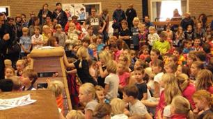 Sportmiddag groot succes!